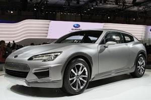 Subaru представила пять новых моделей