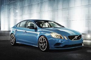 Новый универсал Volvo V60 Polestar