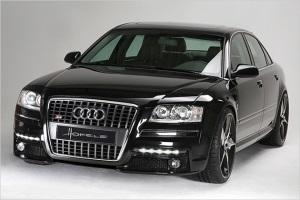 Audi A8: названы российские цены!