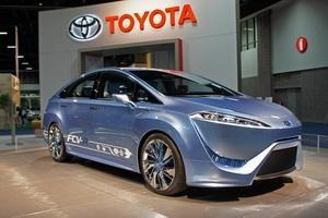 Прообраз авто на топливных элементах