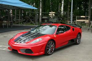 Новый заряженный автомобиль от Ferrari