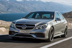 Mercedes-Benz E 63 AMG оттюнинговали