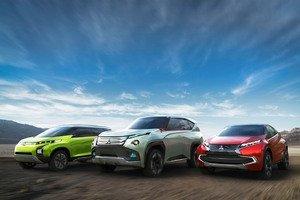 Mitsubishi Motors представит 3 новинки