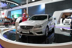 Daimler стал совладельцем BAIC