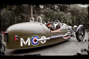 Morgan Motor обновило уникальный 3 Wheeler