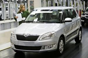 Шкода выпустила миллион авто в Китае