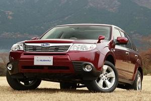 Subaru представила концепт новой модели