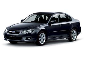 Представлен предвестник Subaru Legacy