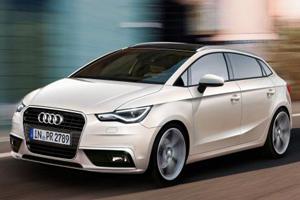Audi AG в 2015 году выпустит новое городское авто