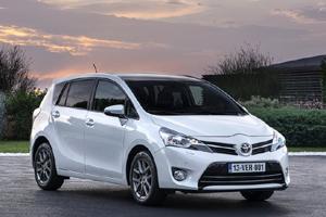 Toyota Verso укомплектуют новым опционным мотором