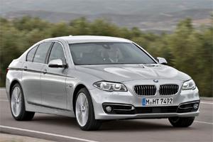 BMW 5-Series в 2017 году - на авторынках