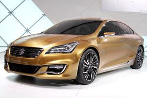 Suzuki планирует выпустить новый седан Authentics
