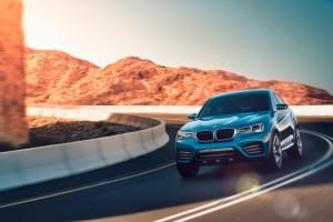 BMW X4 получит дизельный двигатель