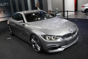 Презентация BMW 4-Series Gran Coupe