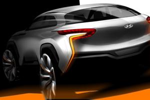 Hyundai представила водородный концепт Intrado