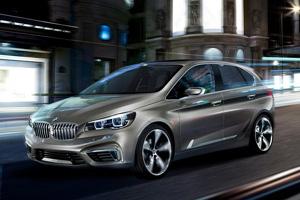 BMW сняла видеоролик с новой моделью Active Tourer
