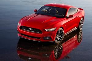 Рассекречена внешность нового Mustang