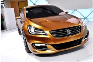 Новый концепт от Suzuki дебютировал в Таиланде