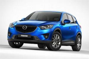 Новый компактный кроссовер Mazda