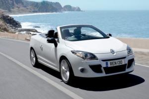 Renault Megane: новая версия кабриолета