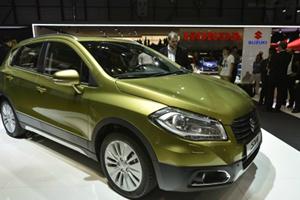 В России начались продажи нового Suzuki