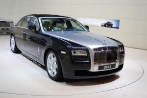 2013 год стал для Rolls Royce самым успешным