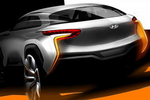 Концепт Intrado - куда движется Hyundai