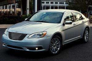 Информация о Chrysler 200 рассекречена!