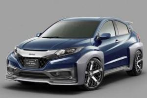 Acura взрастит кроссовер на базе Honda Jazz