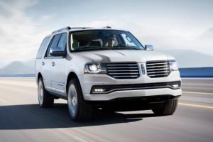 Внедорожник Lincoln Navigator сменил поколение