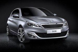 Компания Peugeot с универсалом 308 нового поколения