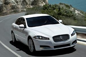 Седан от Jaguar появился в России