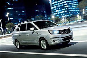 Стоимость автомобилей SsangYong