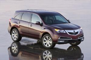 Стали известны цены для Acura в России