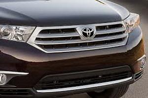 Toyota Highlander - третье поколение