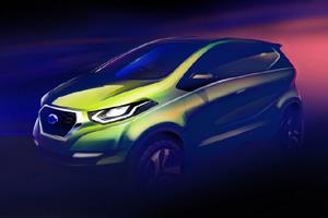 Компания Datsun показала свой концепт нового автомобиля