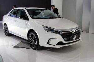 Китайский электромобиль покорит мир