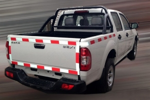 Shanxi Victory создала новое авто Jinchi X1