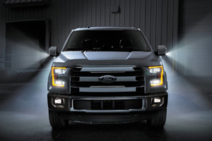 В Детройте представили новый Ford F-150