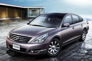Старт продаж обновленного Nissan Teana