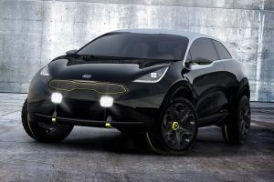 Новый концепт-кар Kia получил 315-сильный мотор