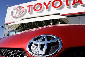 Toyota - крупнейший автопроизводитель в мире
