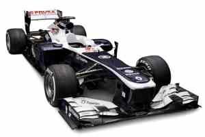 Williams показала нос нового автомобиля