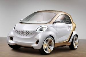 Возрожденная модель Smart ForFour