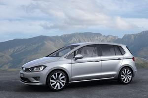 Volkswagen дополнил семейство Golf компактвэном