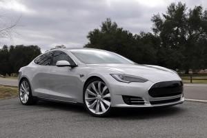 Тюнер создаст «заряженную» Tesla Model S