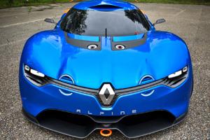 Renault отложит выпуск купе Alpine