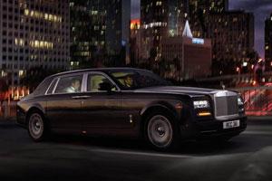 Rolls-Royce разработает особый Phantom
