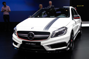 Mercedes-Benz в Женеве представит купе S65 AMG