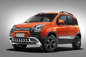 Fiat обновила линейку авто Panda